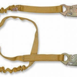 Falltech 6 Foot Shock Absorbing Lanyard 7259
